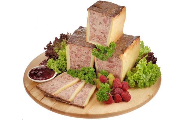 Champignon paté